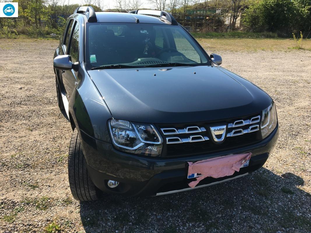 Dacia duster 1.5 DCI Prestige 2015