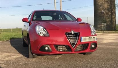 Alfa Romeo Giulietta 2.0 JTDM 2012