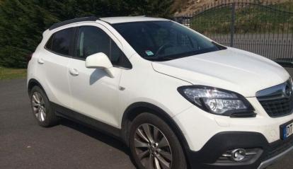 Opel Mokka Pack Cosmos 2015