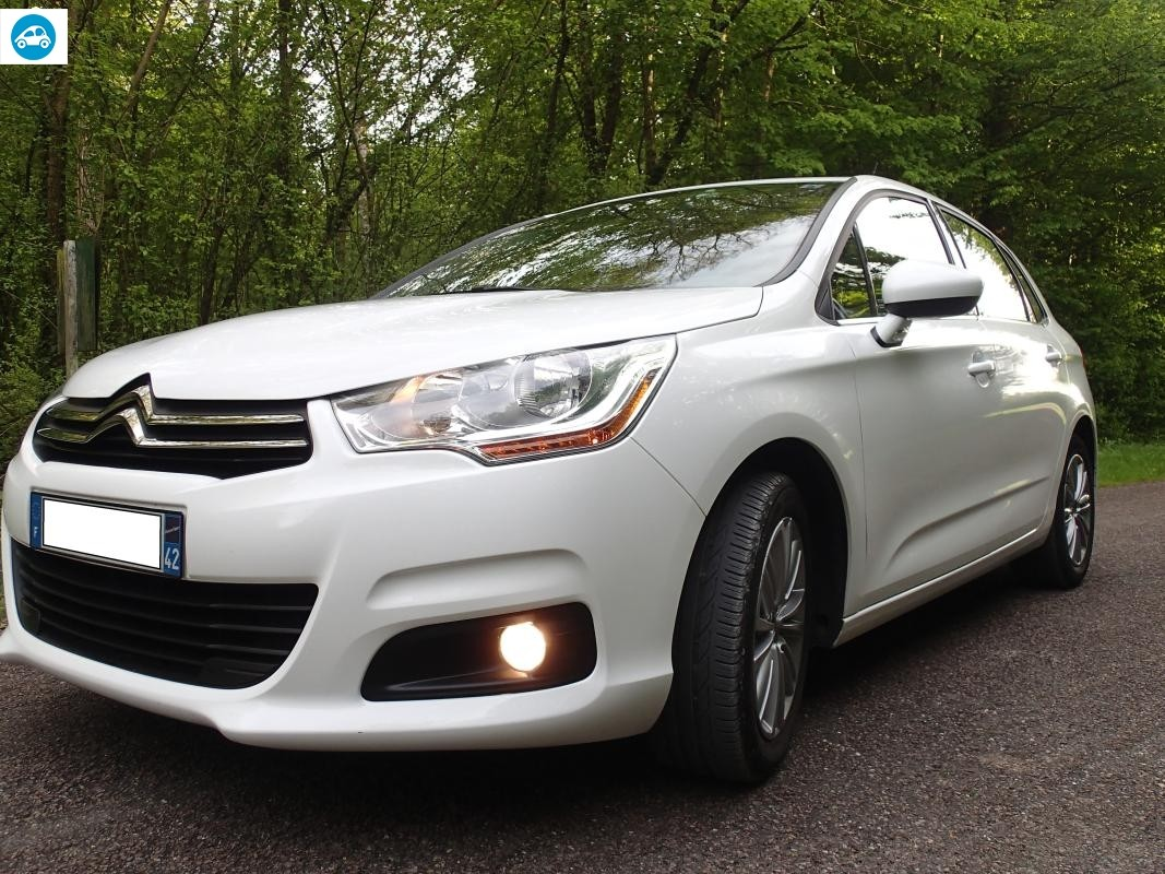Citroën C4 Business e-HDI 2013