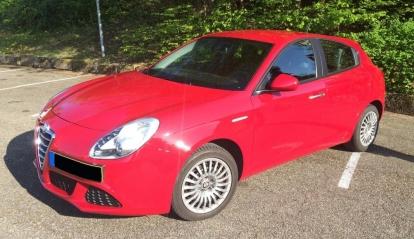 Alfa Romeo Giulietta 1.6 JTDM 2013