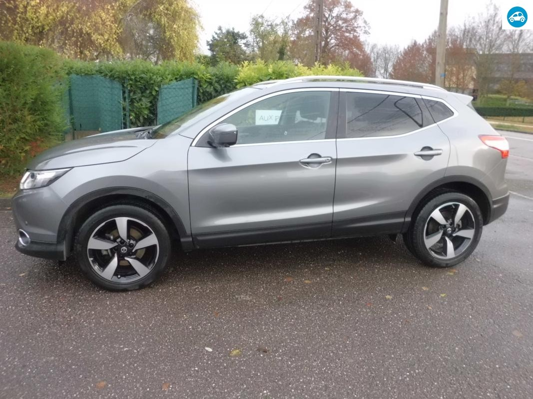 Nissan Qashqai 1.5 DCI Connect Edition 2015