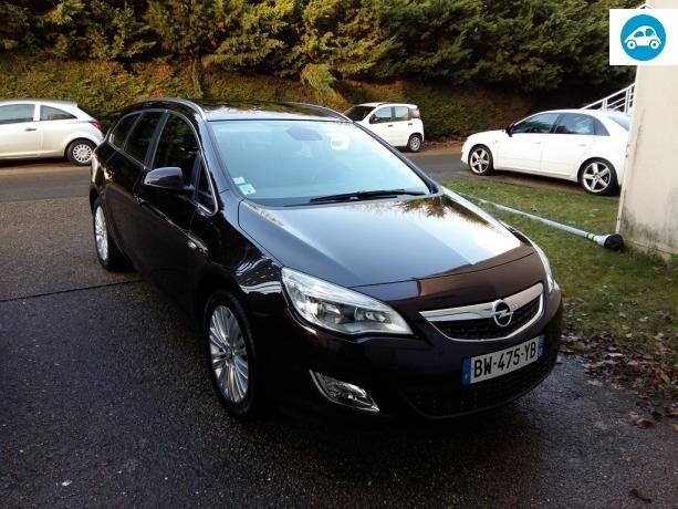 OPEL Astra IV Sport Tourer 2.0 CDTI 2011