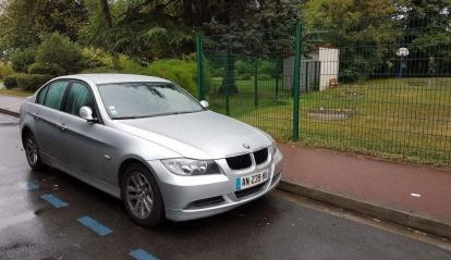 BMW Série 3 320D E90 2007
