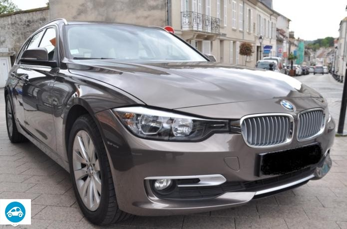 Bmw Serie 3 Touring 318D 2015