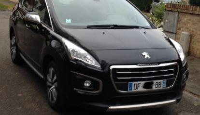 Peugeot 3008 Diesel 2014
