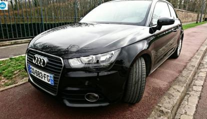 Audi A1 1.2 L 2011