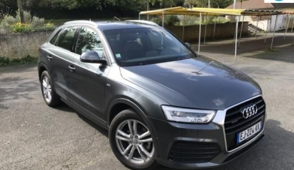 Audi Q3 S-Line 4x4 S-tronic 2016