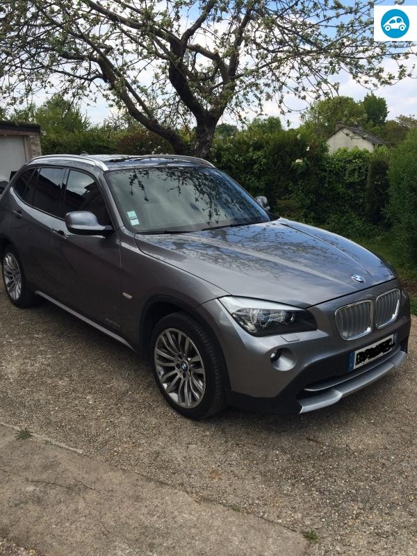 Bmw X1 23d Pack Luxe 2011