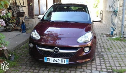 OPEL ADAM GLAM 1.4 Twin 87 5ch toutes options