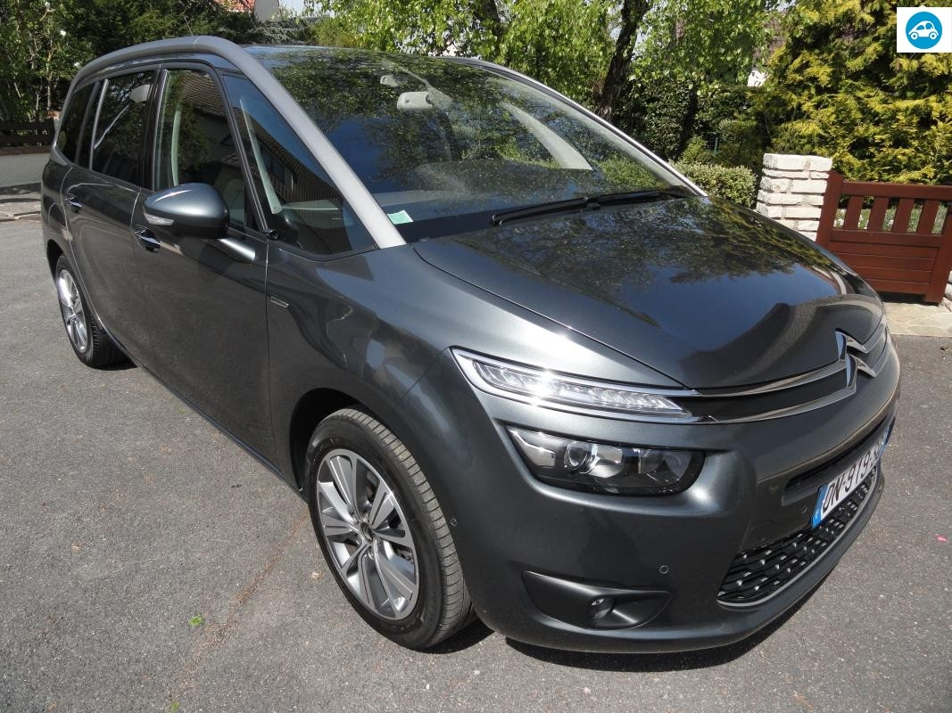 Citroen C4 grand Picasso THP 165 Exclusive EAT6 2015