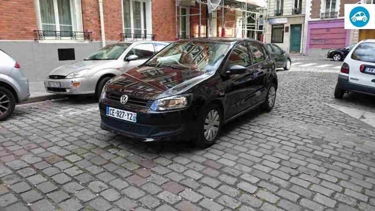 Volkswagen Polo 1.6 TDI 2012
