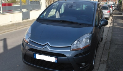 Citroen C4 Picasso 1.6 HDI 110 Pack Ambiance 2009