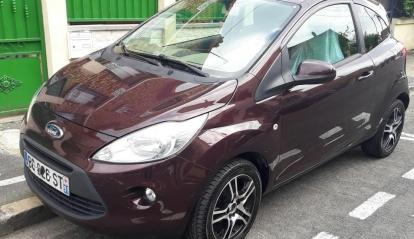 Ford KA Titanihum 2011