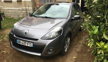 Renault Clio III Exception 2009