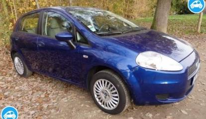 Fiat Punto 1.4 L Dynamic 2007
