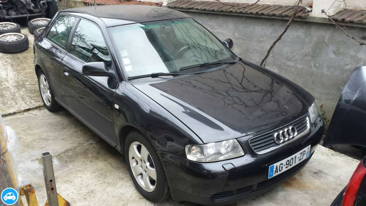 Audi A3 1.9 TDI Ambition Luxe TDI 2001