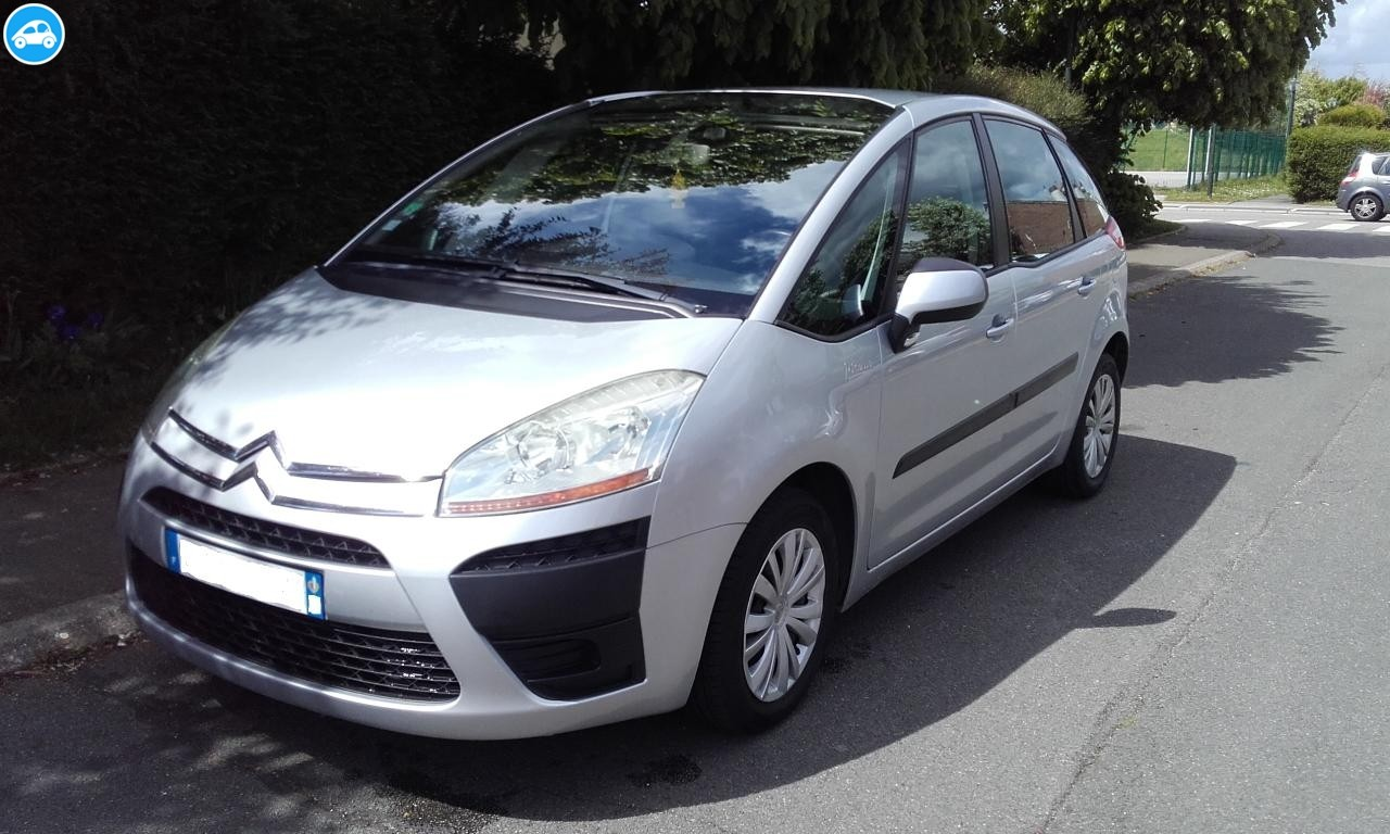 Citroen C4 Picasso 1.6 L HDI Pack Ambiance 2007