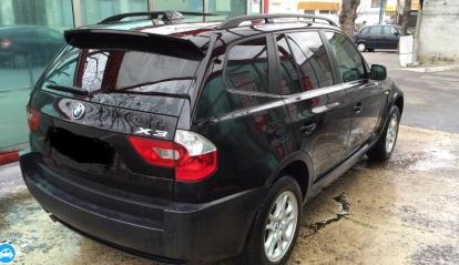 BMW X3 2.0 L Diesel 2006