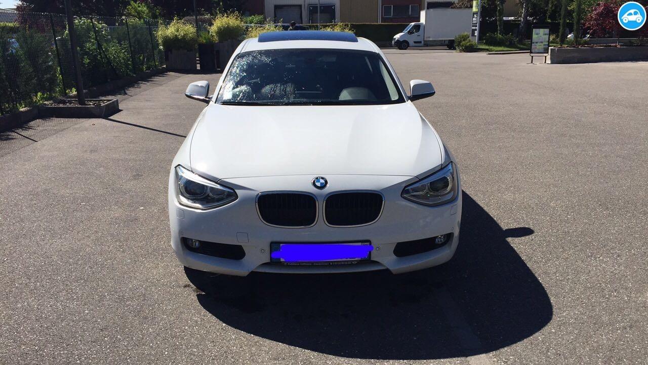 BMW Série 1 116D Lounge 2014