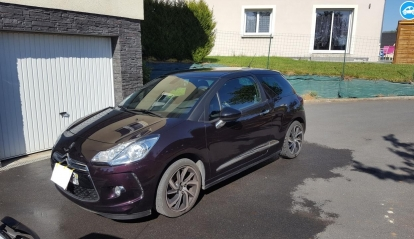 Citroen DS3 e-HDi So Chic 2014