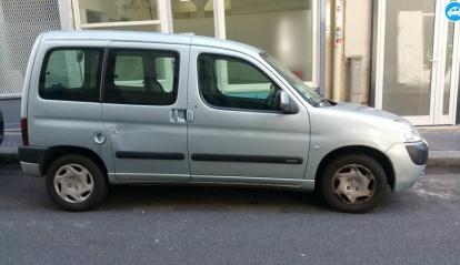 Peugeot Partner 2003