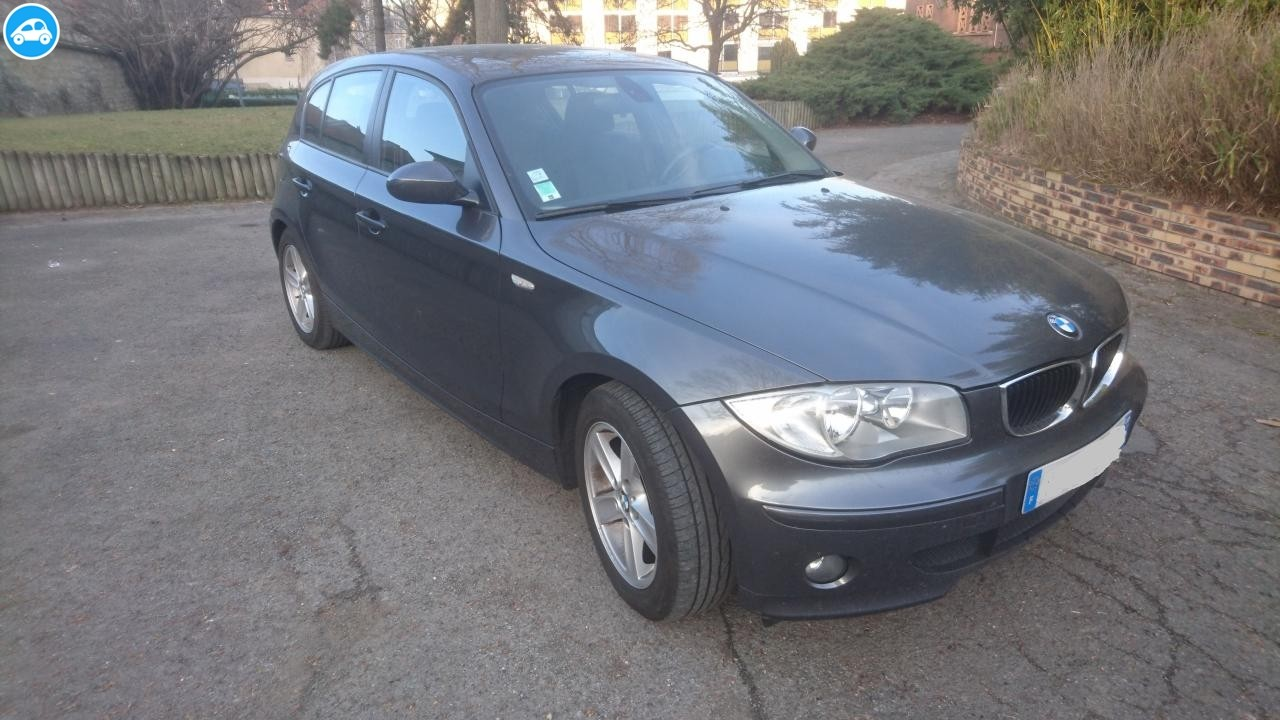 BMW Serie 1 118 D 2006