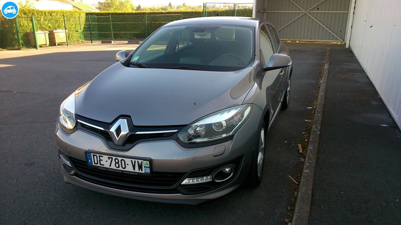 Renault Mégane III Phase 3 1.5 dCi 2014