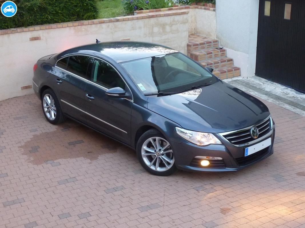 Volkswagen Passat CC Carat 1.8 TSI 2010