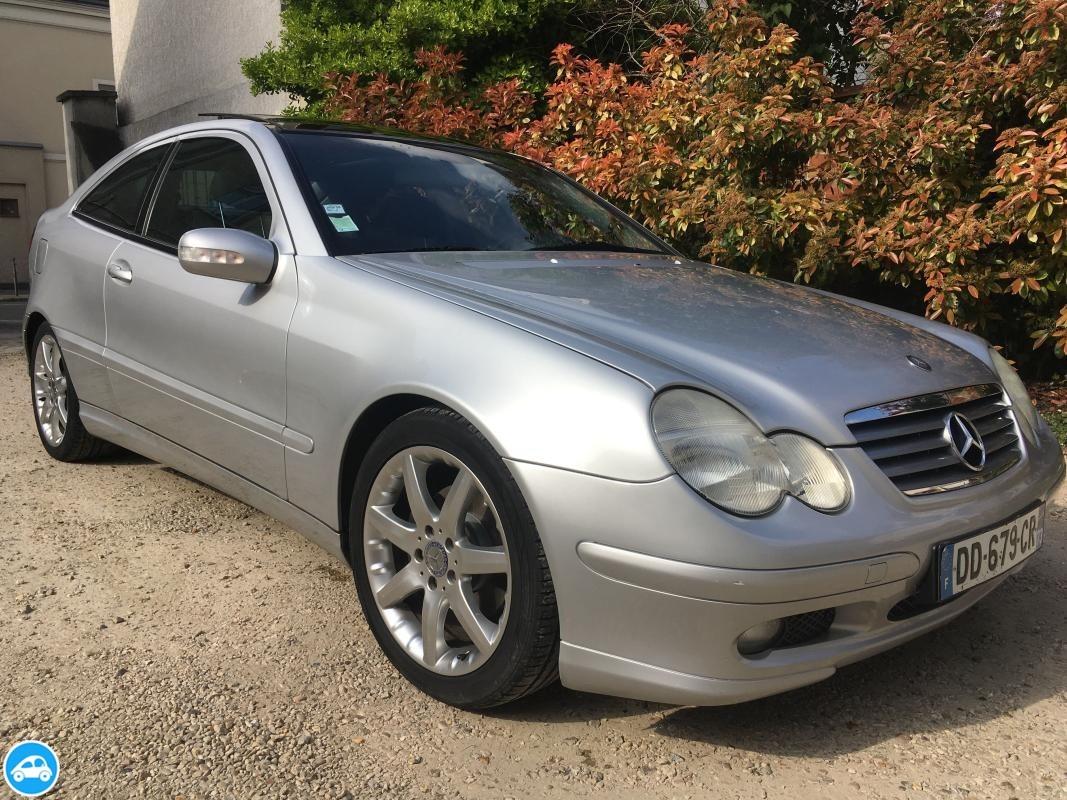 Mercedes Classe C Coupé Sport 200 2002