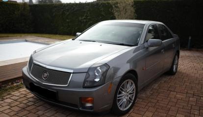 Cadillac CTS Sport Luxury 2007