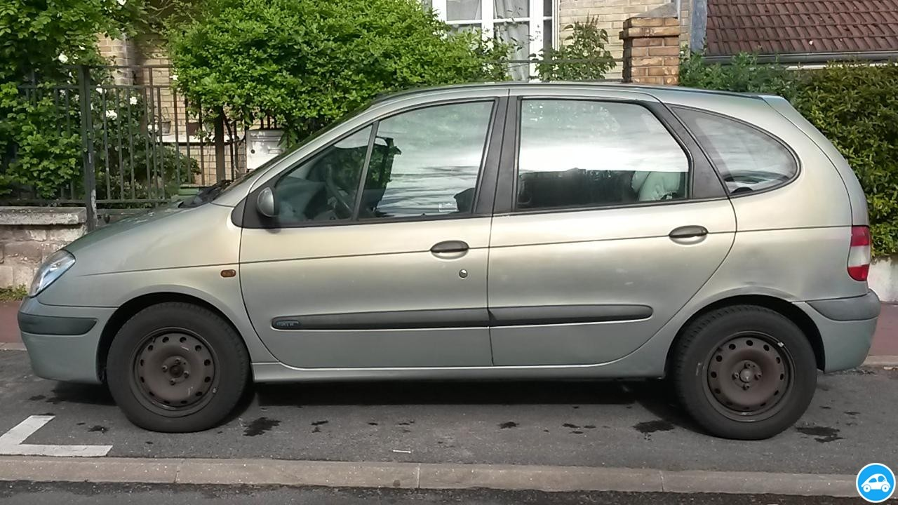 100 renault scenic 2002 renault scenic for sale used renault scenic cars parkers renault. Black Bedroom Furniture Sets. Home Design Ideas