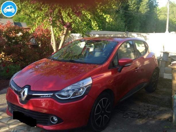 Renault Clio IV Intens 1.5 dCi 2014