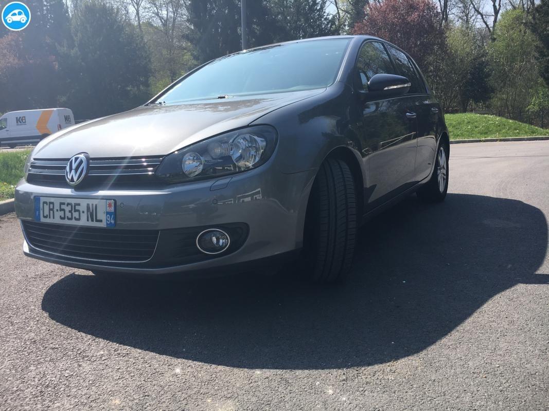 Volkswagen Golf VI Confortline 2012