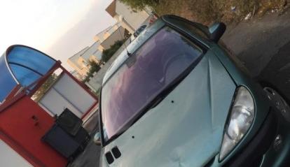 Peugeot 206 XTP 2.0 HDI 2001