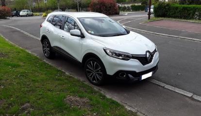 Renault Kadjar Intens 1.6 DCI 2016