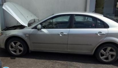 Mazda 6 1.8 L 2005