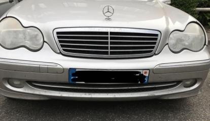 Mercedes Classe C C200 CDI 2001