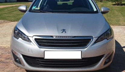 Peugeot 308 1.6 BlueHDi EAT6 Allure 2016