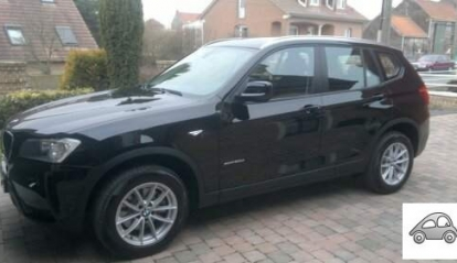 BMW X3 Xdrive 20d Confort