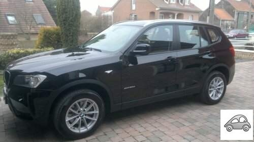 achat bmw x3 xdrive 20d confort d 39 occasion pas cher 28 600. Black Bedroom Furniture Sets. Home Design Ideas