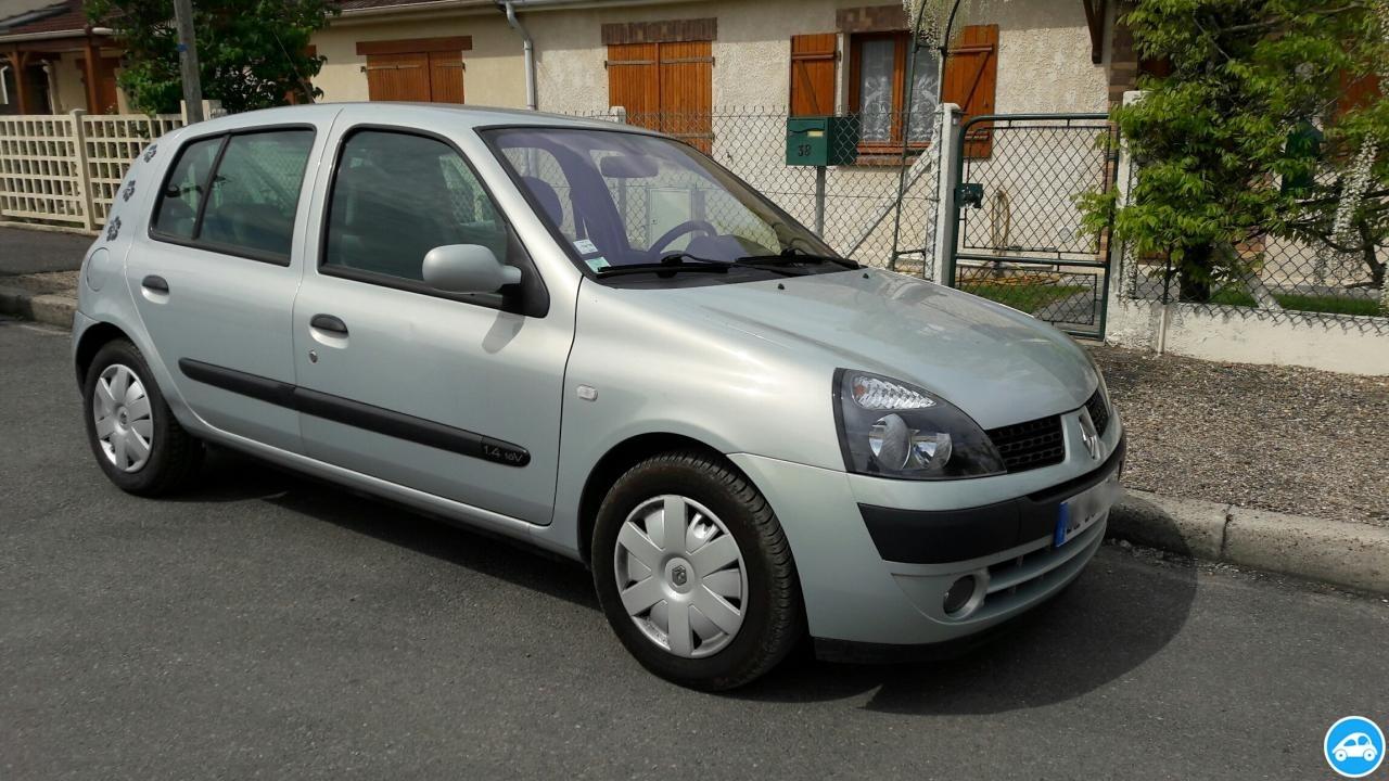 Renault Clio 1.4 L 2002