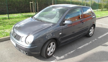 Volkswagen Polo IV TDI 2004