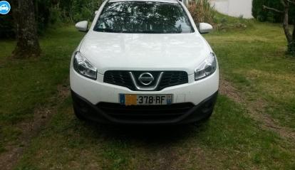 Nissan Qashqai 1.5 dCi Acenta 2011