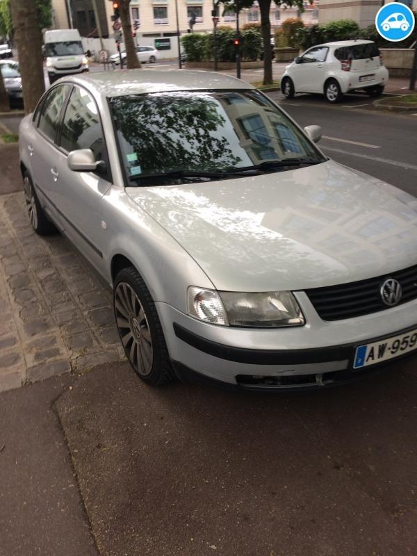 Volkswagen Passat TDI 2000
