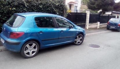 Peugeot 307 2.0 HDI 2003