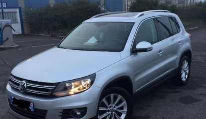 Volkswagen Tiguan Sportline 4Motion 2012