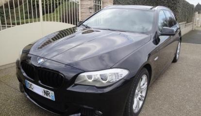 BMW Serie 5 530DA Touring Pack M 2012