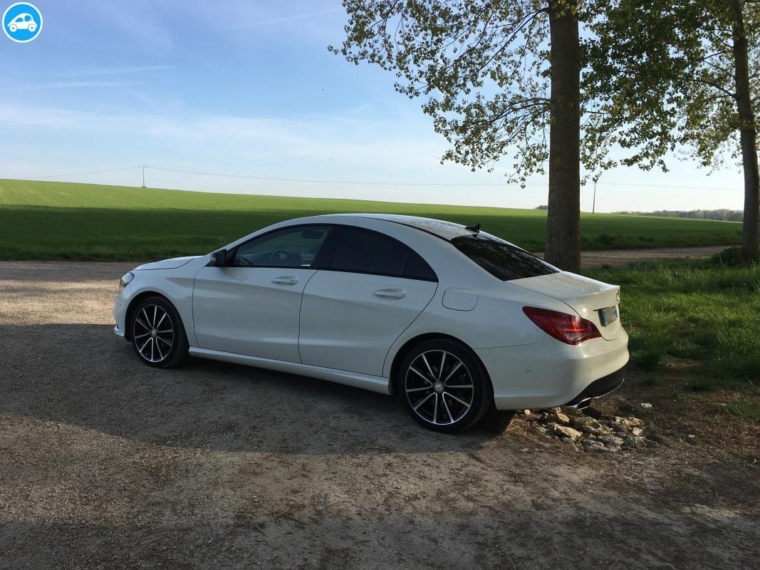 Mercedes CLA 220 CDI SportBlack 2013
