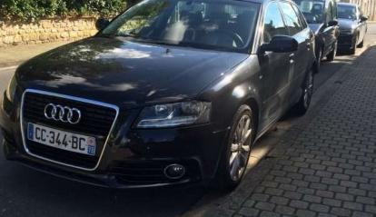 Audi A3 sportback 1,6 tdi S Line